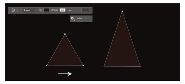Create Trees with the Polygon Tool