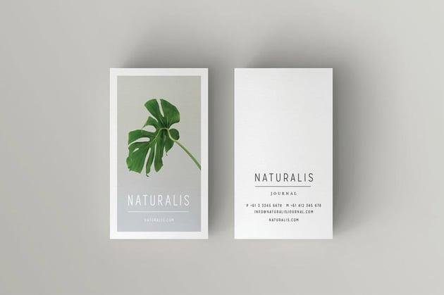Naturalis Business Card