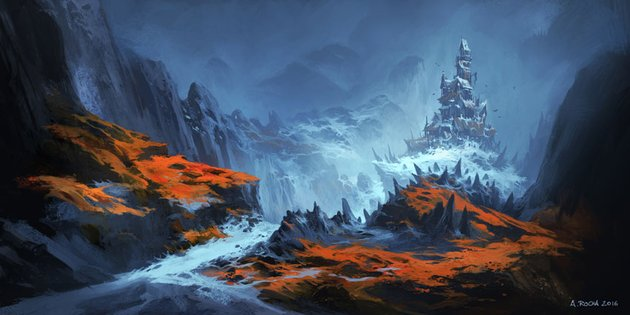 Art by Patreon Artist Andreas Rocha for Patreon