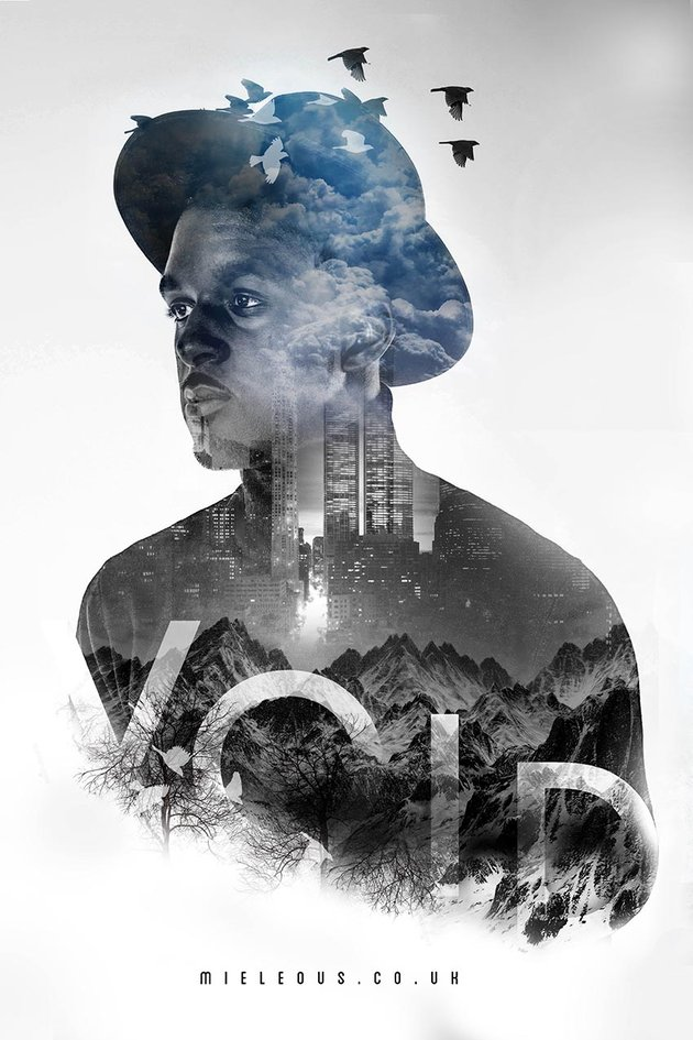 Photoshop Double Exposure Effect by Laura Miele