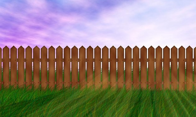 Photoshop Fence and Light Composition by Pagnha Nick