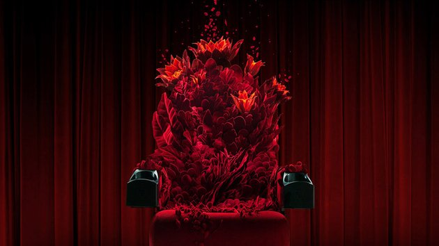 Blooming Chair by Ged Sia