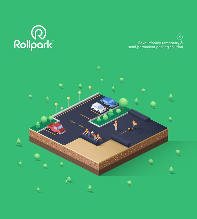 Rollpark by Justina Lei