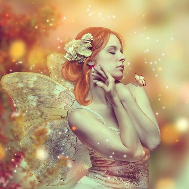 Fairy Photo Manipulation by Liya Rybakova
