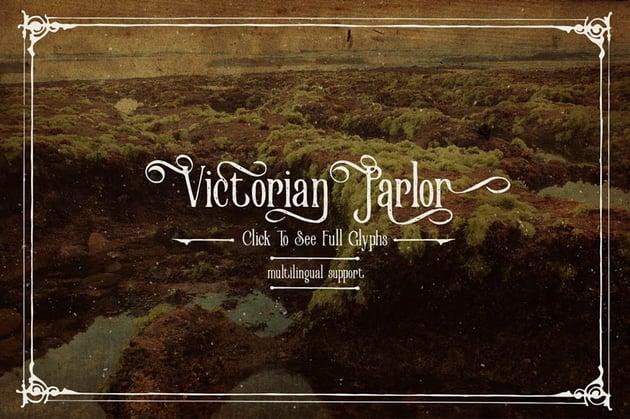 Victorian Parlor Fon