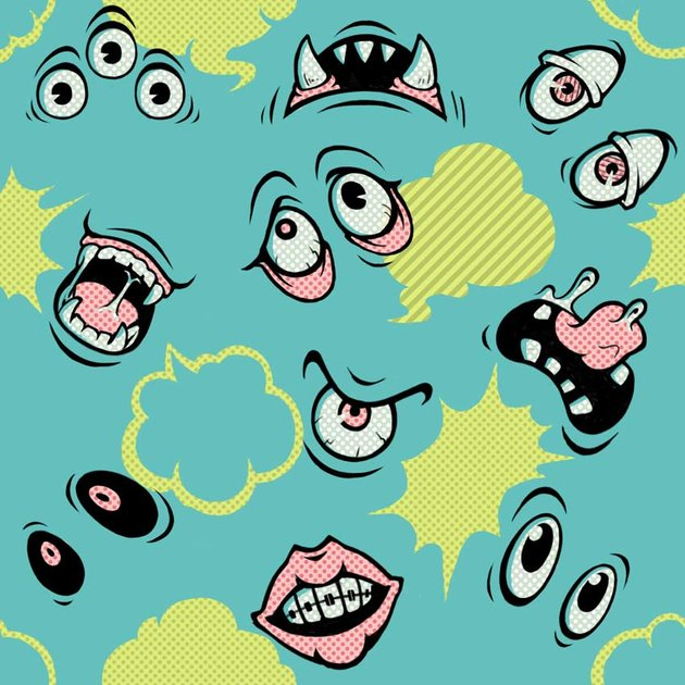 Monster Textile Art by Seimi Oshiro
