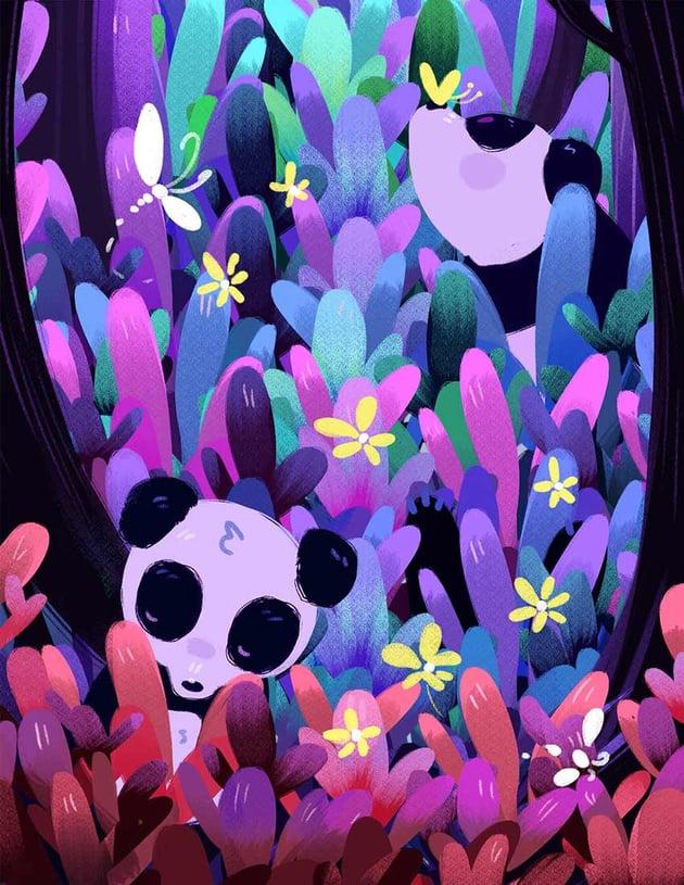 Husk Art by Daniela Lobos