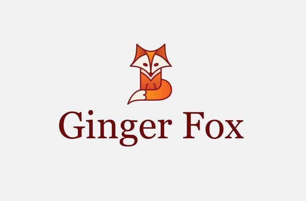 Ginger Fox Logo
