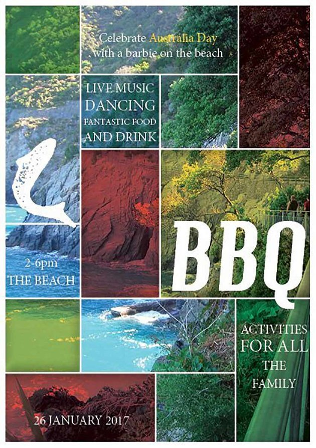 BBQ Flyer Adobe InDesign Tutorial