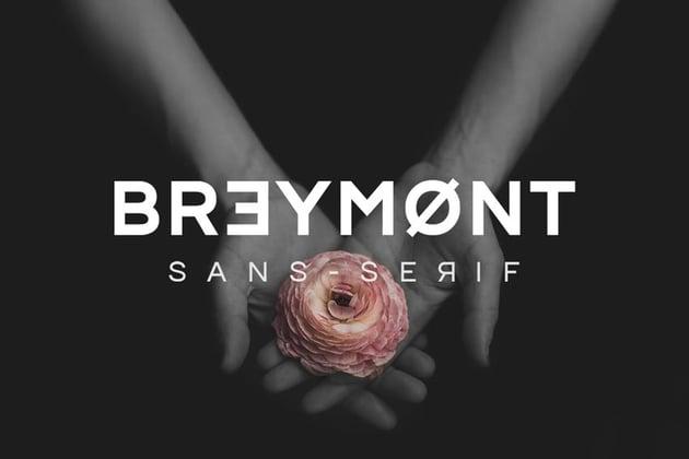 Breymont Font