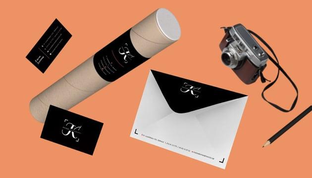 Kaisar Photography Branding by Shanti Thomaidi