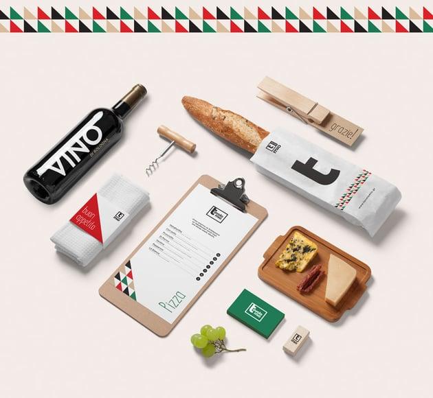 Tavolo Mio Branding by Shanti Thomaidi