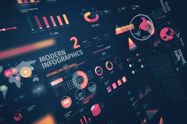 Modern Editable Infographics Vol 2