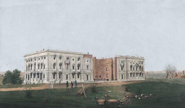 US Capital During War of 1812