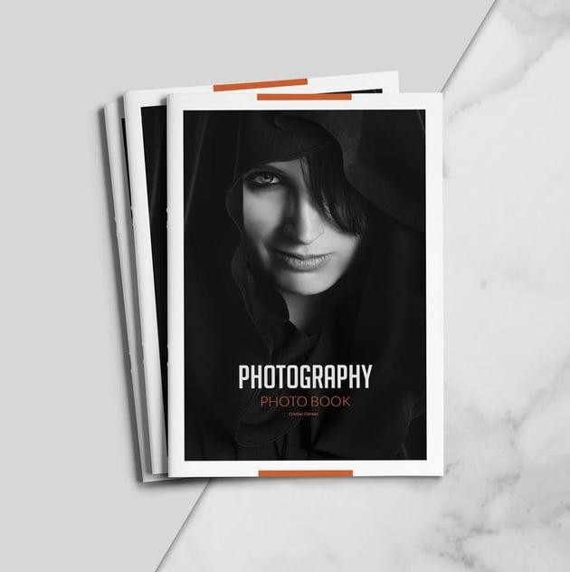 Photography InDesign Portfolio Template