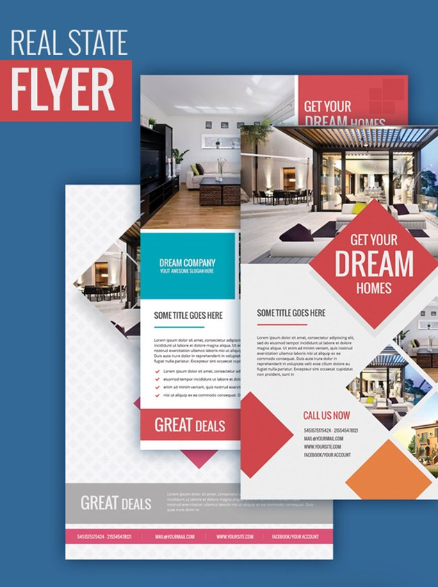 Premium Real Estate Flyer