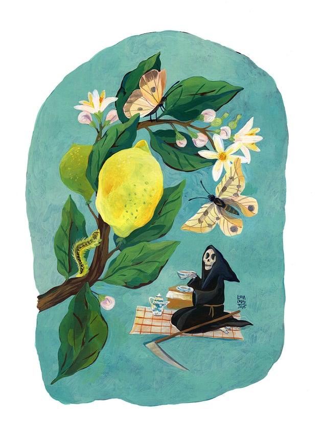 Tea Time by Livia Coloji