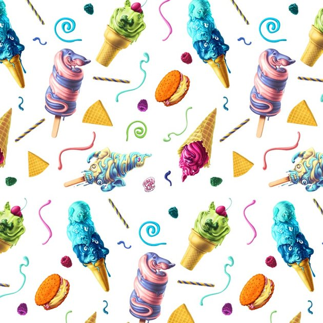 Patterns Patterns by Raluca Bararu