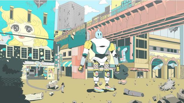 Bos First Robot by Jenna Seikkula