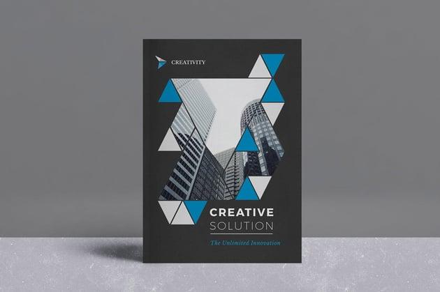 Creative Solution Brochure Template