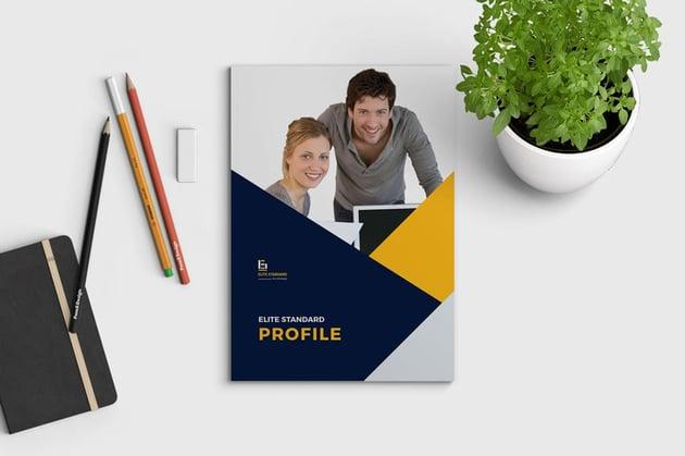 Geometric Brochure