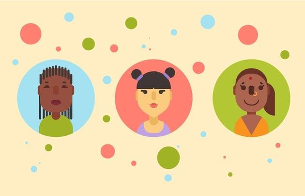 How to Create Diverse Women Avatars in Adobe Illustrator