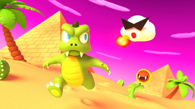 VideoGame Superstar Challenge by Jonathan Gagnon