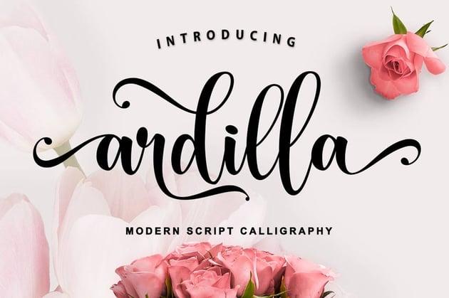 Ardilla Font