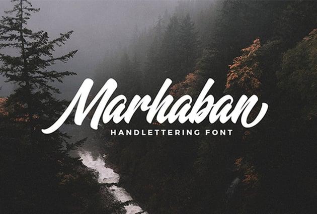 Marhaban Font
