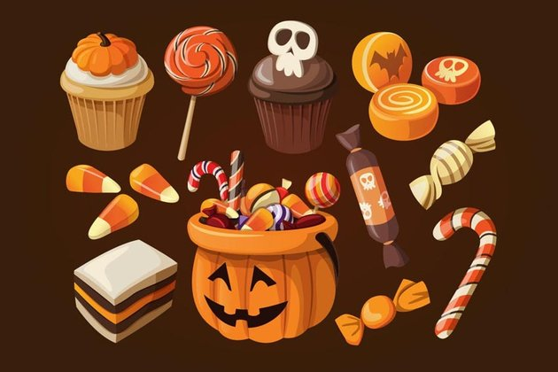 Halloween Sweets and Desserts