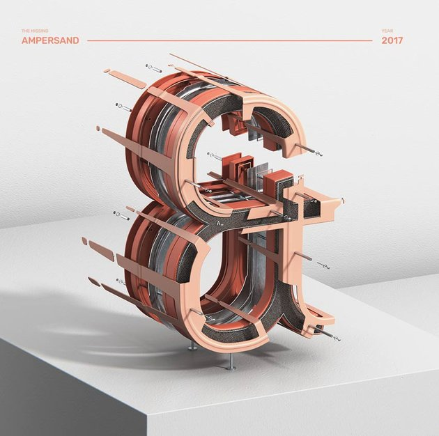 The Missing Ampersand by Alper Dostal