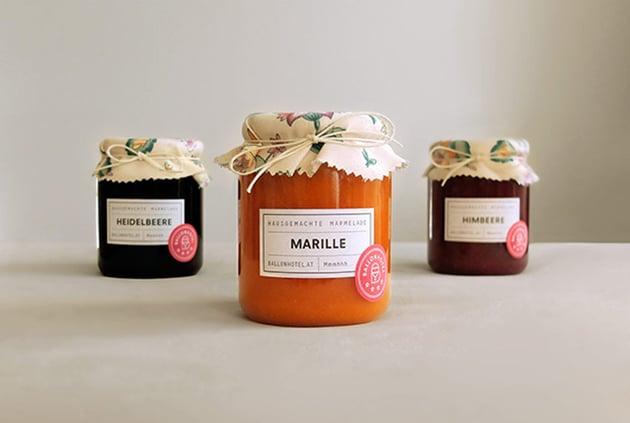 Marmelade Ballonhotel by Isabella Thaller