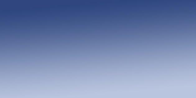 Sky gradient background