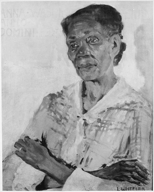 Anne Washington Derry by Laura Wheeler Waring