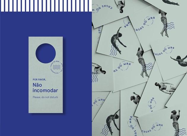 Casas do Mar - Branding by Constanca Soromenho