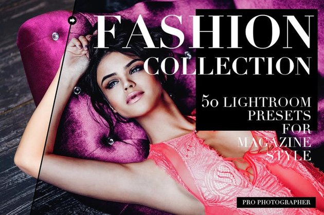 Fashion Collection Presets