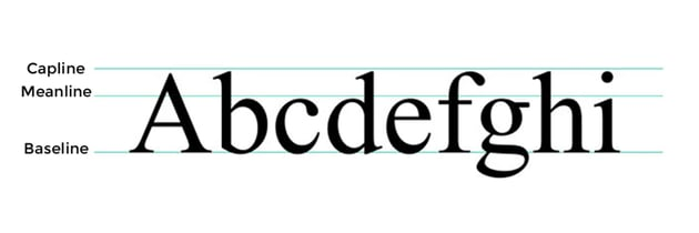 Baseline - Anatomy of a Letter