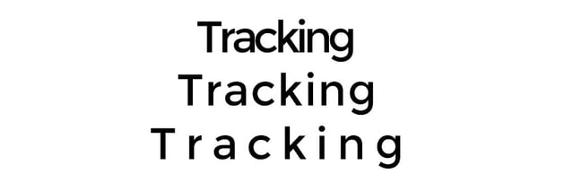 What is Tracking - Definition