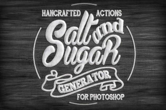 Salt and Sugar Generator