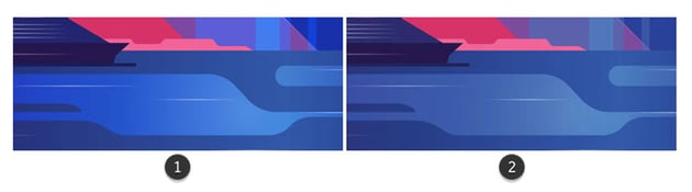 CMYK RGB comparison