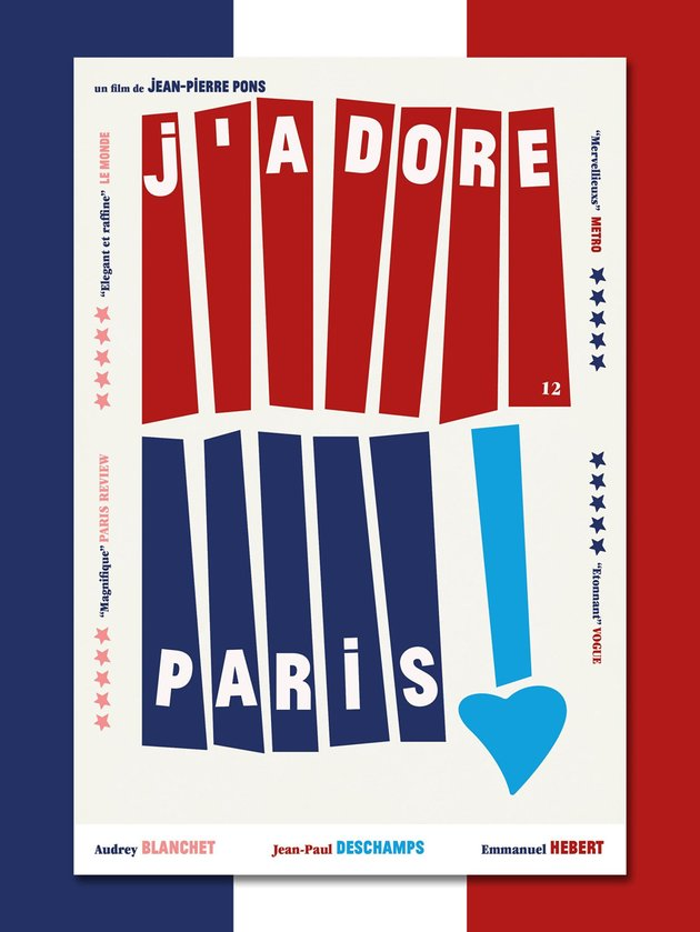 Create a French Movie Poster in Adobe InDesign