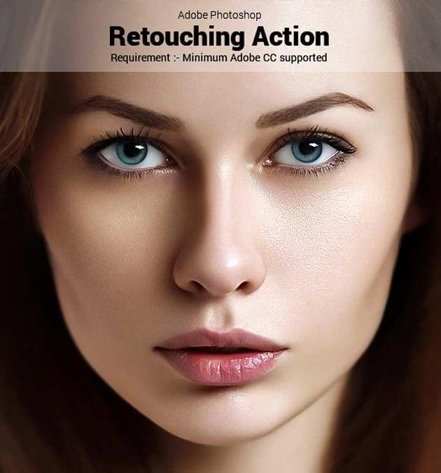 Retouching Action Bundle