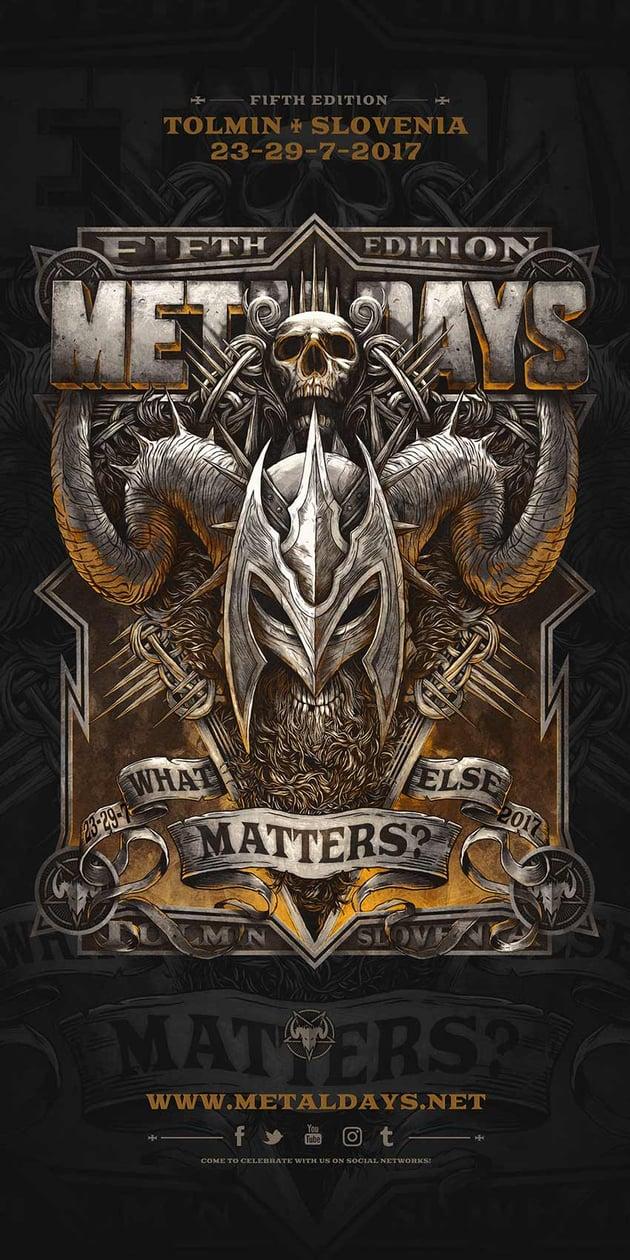 Metaldays Festival by Aleksandar ivanov