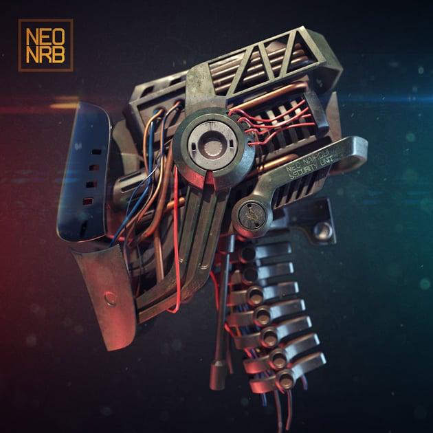 Neo Nairobi Droid