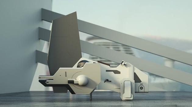 SPATH Hovercraft