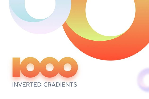 1000 Inverted Gradient Effects