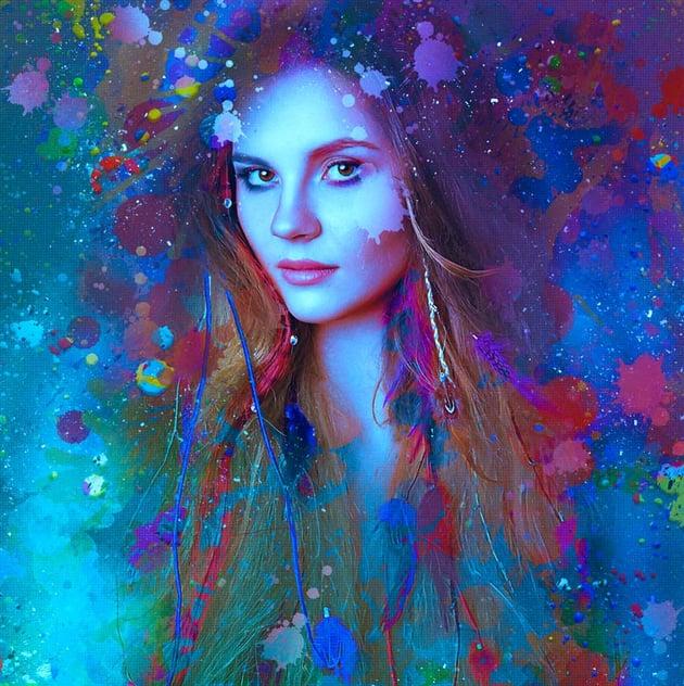 Watercolor example 1