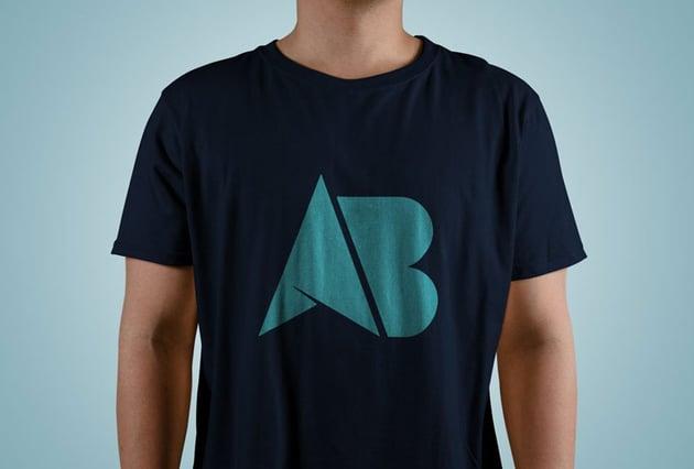 Versatile Mens T-Shirt Mockup