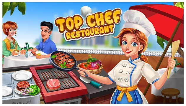 Top Chef Restaurant - Game Design