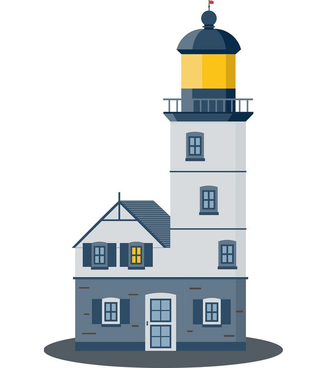 How to Create a Lighthouse in Adobe Illustrator